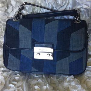 HP 🎉 Micheal Kors Jeans crossbody handbag